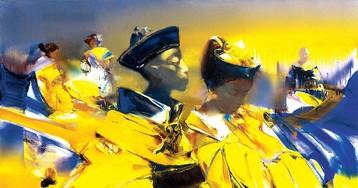 20 самых восхитительных работ современных художников, пишущих маслом