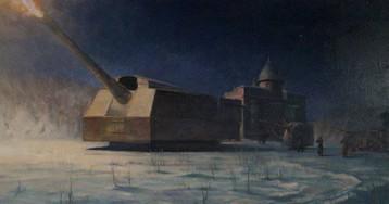 Главный калибр Советского Союза: 406-мм орудие на Ржевском полигоне