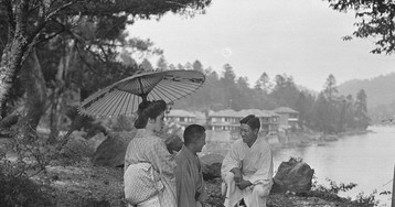 Последние дни феодальной Японии