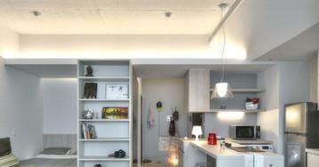 Лучшие варианты планировки однушки площадью 30 квадратных метров