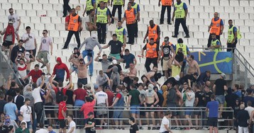 French prosecutor: 'Russian hooligans came ready for violence'