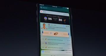 Что нового в iOS 10? Apple выпустила долгожданное обновление
