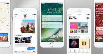 iOS 10: все, о чем Apple не сказала на презентации