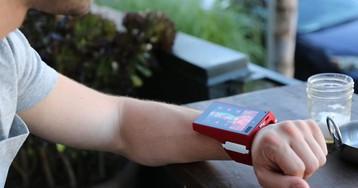 Дитя краудфандинга Rufus Cuff – современный Pip-Boy 3000 — скоро появится в продаже
