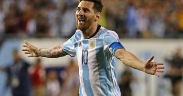 Месси: «Не сбрею бороду – она должна принести Аргентине трофей»