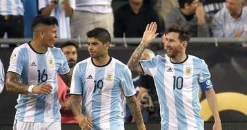 Убийственный удар Месси со штрафного и другие голы Аргентины, подарившие ей финал Кубка Америки