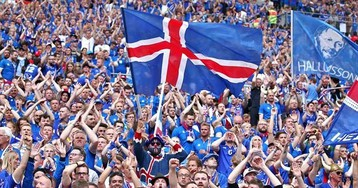 Исландский комментатор закончил вообще все после гола команды в компенсированное время