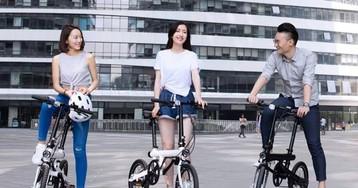 Xiaomi анонсировала складной электровелосипед QiCycle
