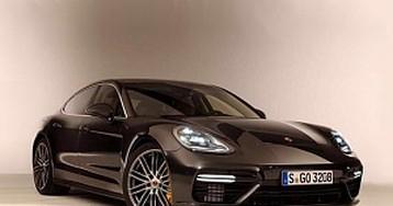 Рассекречена новая Porsche Panamera Turbo