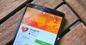 Приложение Google Fit получило новый интерфейс