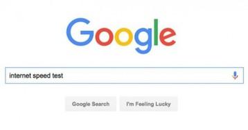 Поисковик Google покажет скорость интернет-соединения