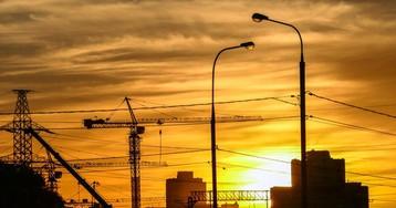Ввод жилья в Москве сократился на четверть