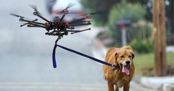 Гражданским дронам до 30 кг больше не нужна регистрация