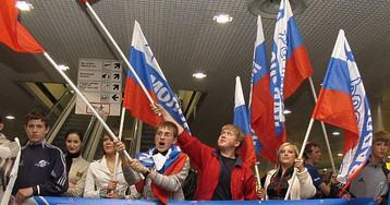 Отречение от сборной России