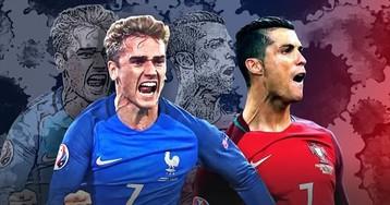 Португалия без Роналду переиграла Францию и взяла Евро-2016