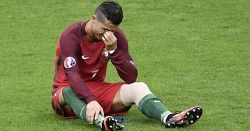 Физиотерапевт «Ливерпуля» поставил диагноз Роналду в твиттере