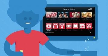 YouTube сможет транслировать телеканалы