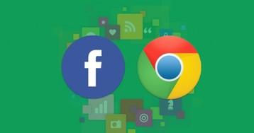 Facebook выпустила 2 разрешения для Chrome