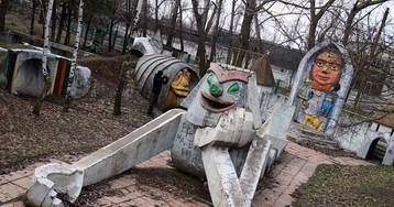 Самое страшное место в Украине