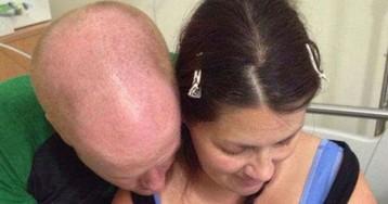 32-летняя британка 15 дней прощалась с мертворожденным сыном