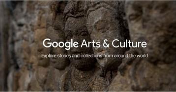 Google перезапустила проект Arts & Culture