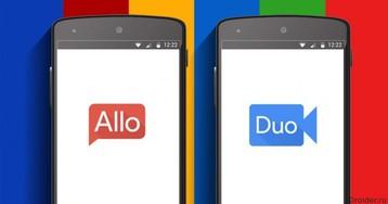 Allo и Duo заменят мессенджер Hangouts