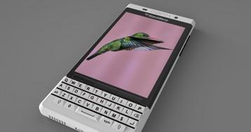 Смартфон Rome от BlackBerry «наследил» в GeekBench