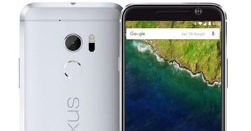 Nexus (Marlin) на новом рендере напоминает HTC 10