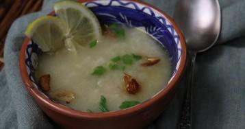 Филиппинский куриный суп