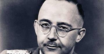 В России нашли шокирующие дневники Гиммлера времен войны
