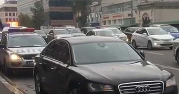Стала известна личность пешехода, сбитого машиной заместителя генпрокурора