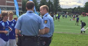 Российские дети-футболисты избили соперников на стадионе в Норвегии