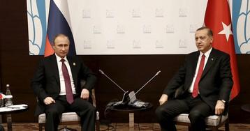 Эрдоган рассказал, зачем написал покаянное письмо Владимиру Путину
