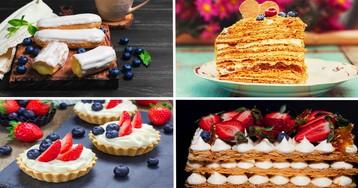Классический домашний заварной крем для торта: пошаговый фото-рецепт