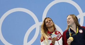 Американская пловчиха Кинг извинилась перед Ефимовой за свое поведение