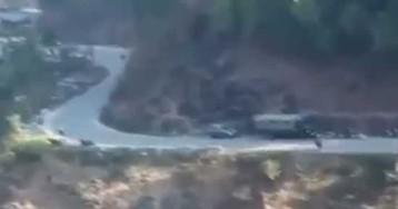 Смертельное ДТП в Крыму: автобус с детьми упал с обрыва