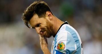 Месси вернулся в сборную Аргентины