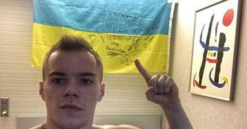 Украинского гимнаста-чемпиона Рио заподозрили в «сепаратизме» и симпатии к Путину