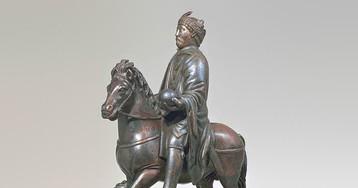 Статуэтка Карла Великого