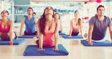 12-минутная йога для крепких и здоровых костей
