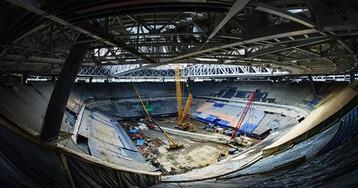 Подрядчик «Зенит-Арены» предложил привлечь к строительству стадиона жителей Петербурга