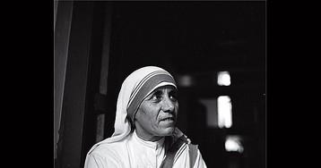 10 фотографий о начале духовного пути матери Терезы
