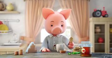 """Видео дня: найди все пасхалки в трейлере новой детской передачи """"С добрым утром, малыши"""""""