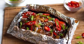 Как приготовить полноценный ужин на костре