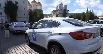 Федерация поможет с жильем продавшей подаренный BMW синхронистке