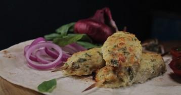Люля-кебаб из курицы в духовке - чтобы курица оставалась сочной и сохраняла полезные вещества!