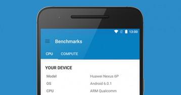 Кросс-платформерный Geekbench 4 появился в Play Store