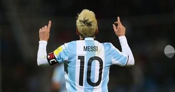 Месси: «Я всегда буду играть за сборную»