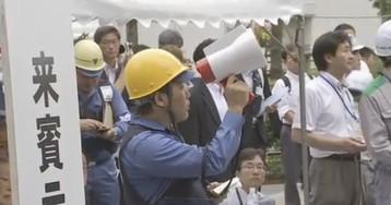 Tokyo quake drill focuses on tourist language barrier