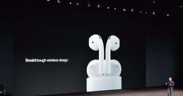 Apple ведёт нас в беспроводное будущее: AirPods